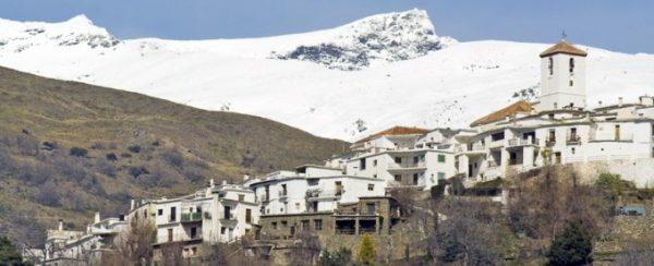 Senderismo GR 142 Senda de la Alpujarra