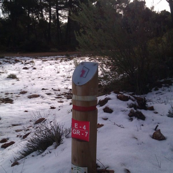 Senderismo GR 7: Tramo Alpujarra – Valle de Lecrín