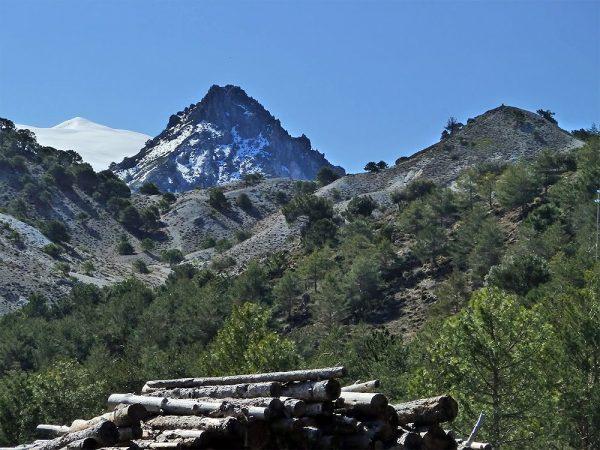 Senderismo Cerro Huenes