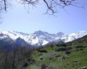 Senderismo el 'skyline' de Sierra Nevada Cortijo del Hornillo