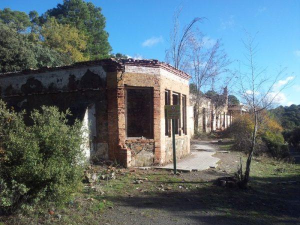 Senderismo Fuente del Fraile – Sanatorio