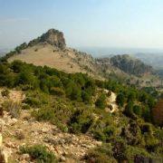 Senderismo Cerro del Buitre
