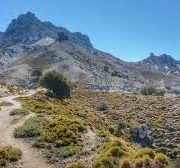 Senderismo Canal de la Espartera – Arenales del Trevenque