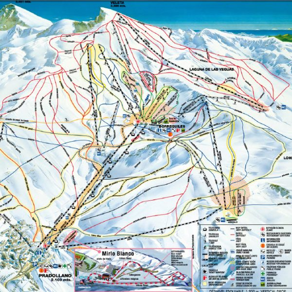 Clases de Esqui o Snow Sierra Nevada Granada