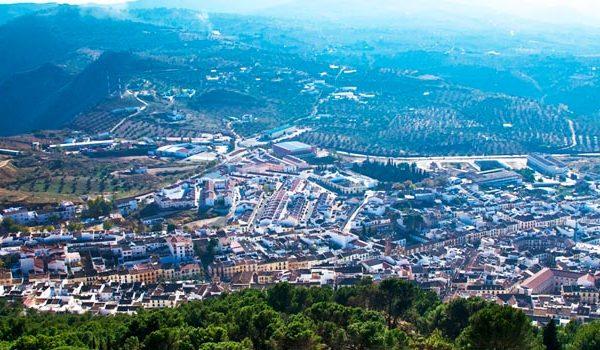 """Vía Ferrata """"Sierra de Gracia"""" Archidona, Málaga."""