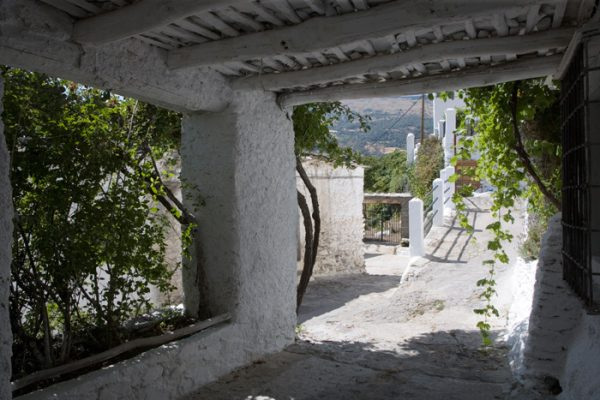 Senderismo Ruta del Barranco de Poqueira