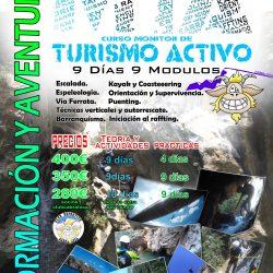 CURSO MONITOR TURISMO ACTIVO MARZO 20177