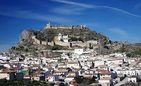 Castillo de Moclín, Vía Ferrata Fuente Vieja, Moclín, Granada