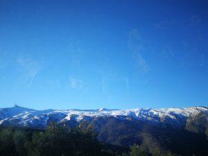 Rutas de Raquetas de Nieve Sierra Nevada