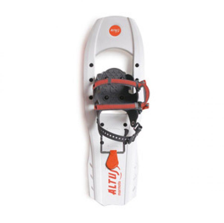 raquetas de nieve cuchillas raqueta de nieve altus modelo marmota en sierra nevada clubcabraloca