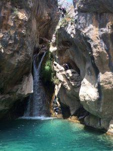 rio verde Y griega