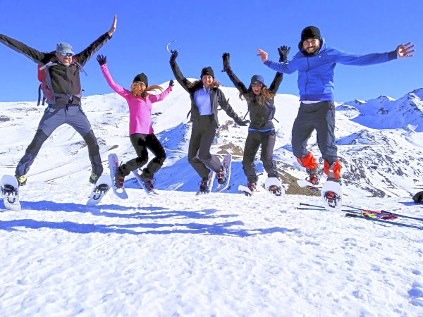 raquetas de nieve sierra nevada ruta borreguiles hoya de la mora cabraloca granada (6)