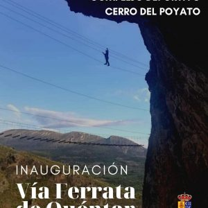 Vía Ferrata de Quéntar, Vías Ferratas en Granada
