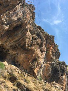 Vía Ferrata Quéntar Granada